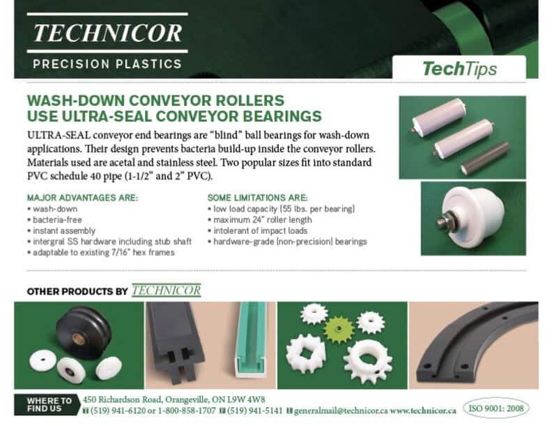Pvc Conveyor Rollers